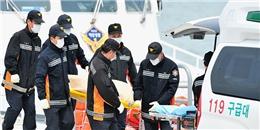Vụ chìm phà Hàn Quốc: Học sinh an ủi nhau trên phà Sewol khi thấy trực thăng cứu hộ