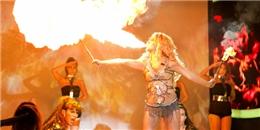 'Beyoncé' MiA phun lửa 'đốt' sân khấu Gương mặt thân quen