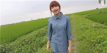 """""""Tươi mát"""" với """"Đồng xanh"""" phiên bản Nam Định của Mờ Naive"""