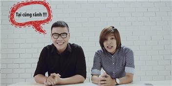 """[Vlog] Hamlet Trương & Iris Cao cùng """"song kiếm thảo mai"""""""