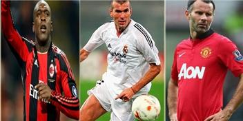 [ Bóng Đá ] Đội hình xuất sắc nhất kỷ nguyên Champions League