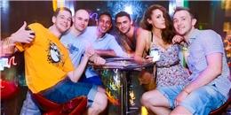 Eon Heli Bar cuồng nhiệt vũ diệu sôi động mùa World Cup