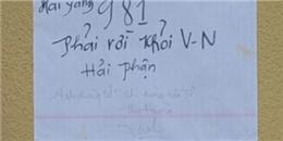 Cụ ông gốc Việt tự thiêu phản đối giàn khoan Trung Quốc