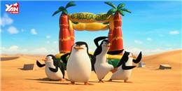 [Trailer] Các chú chim cánh cụt của  Madagascar  tung trailer siêu hài hước