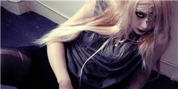 Krystal 'dọa' fan bằng hình ảnh kinh dị trong album mới