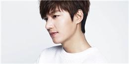 Lee Min Ho không ngại cảnh... 'không quần áo'