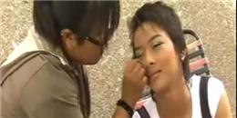 Fan bất ngờ với clip Hoài Lâm phải giả gái từ khi còn nhỏ