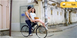 'Đột kích' hậu trường đoạn phim hẹn hò Harry Lu và Hoàng Thùy Linh
