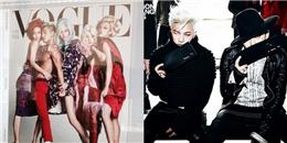 [Mlog Sao] Taeyang khoe hình mỹ nữ 'bao vây', G-Dragon 'hầm hố' bên Taeyang