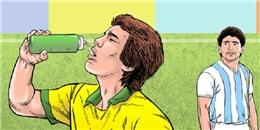 [Bóng Đá] Thực hư chuyện sao Brazil bị hạ độc ở World Cup 1990