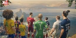 Dàn sao bóng đá thế giới cùng tụ họp trong  Trận chiến cuối cùng