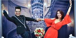 MC Thanh Bạch cùng Pha Lê trổ tài khiêu vũ