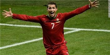 """[Bóng Đá] Bồ Đào Nha đón nhận """"phép màu"""" từ C.Ronaldo"""