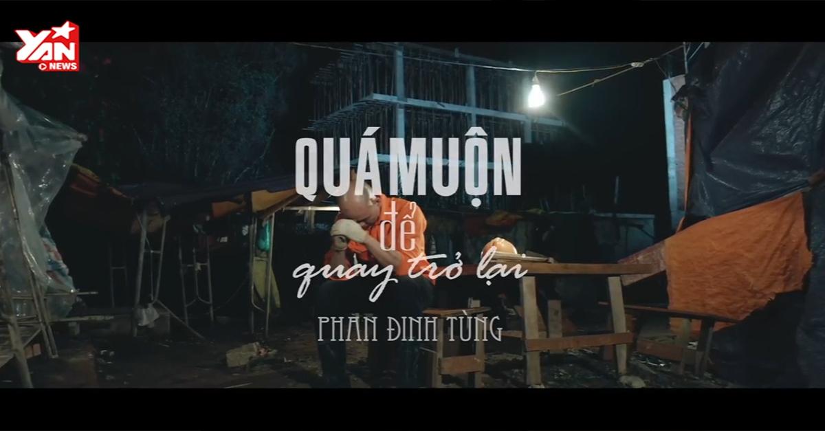 [MV] Phan Đinh Tùng lên án nạn cá độ trong MV mới