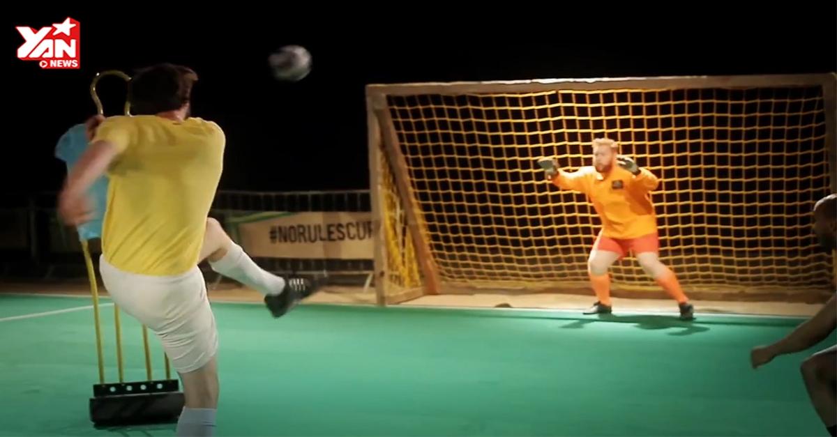 Tái hiện 5 bàn thắng đẹp mắt của World Cup 2014