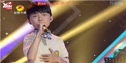 [Stage] Cư dân mạng xúc động với  Thời gian đi đâu mất rồi  của em bé Trung Quốc