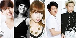 Những 'bà mẹ' nổi tiếng trong nhóm nhạc Kpop