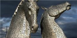 Tuyệt mỹ 20 tác phẩm điêu khắc sáng tạo nhất thế giới