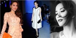 [Fashion Police] Lý Nhã Kỳ đẳng cấp tại Paris; Hồ Hà cùng Thanh Hằng tỏa sáng ở sự kiện