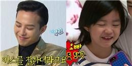 G-Dragon rất yêu thương Haru và muốn có con gái