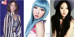 Những cô em út tài năng của Kpop