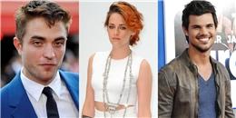 Dàn sao phim Twilight - ngày ấy và bây giờ