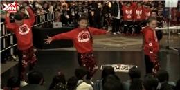 Nữ sinh Nhật Bản trổ tài vũ đạo bậc thầy