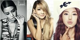 Những nữ rapper 'cừ' nhất K-Pop