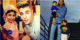 [Mlog Sao] Justin Bieber tìm được lẽ sống, Miley Cyrus đăng ảnh ấu thơ cùng bố