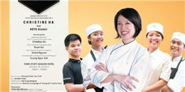 """Cơ hội vàng giao lưu cùng cô Christine Hà – Quán quân """"Vua đầu bếp Mỹ"""" 2012"""