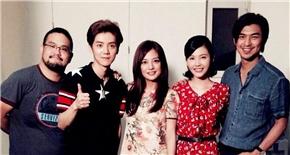 Fan thích thú với hình ảnh Luhan chụp cùng Triệu Vy