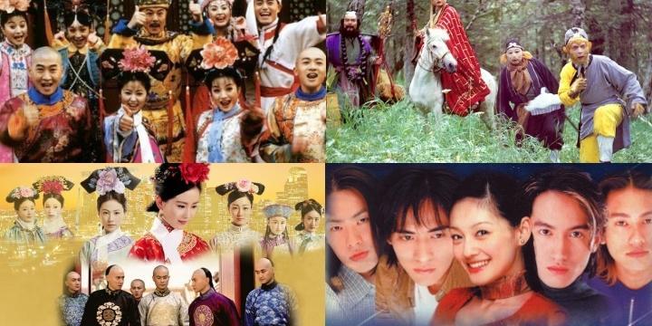 """Điểm danh 10 bộ phim truyền hình Hoa Ngữ """"đẻ"""" ra dàn sao khủng"""