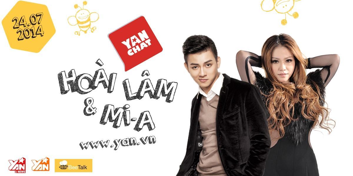 [YAN Chat] Hoài Lâm không dám yêu MiA vì… sợ fan?