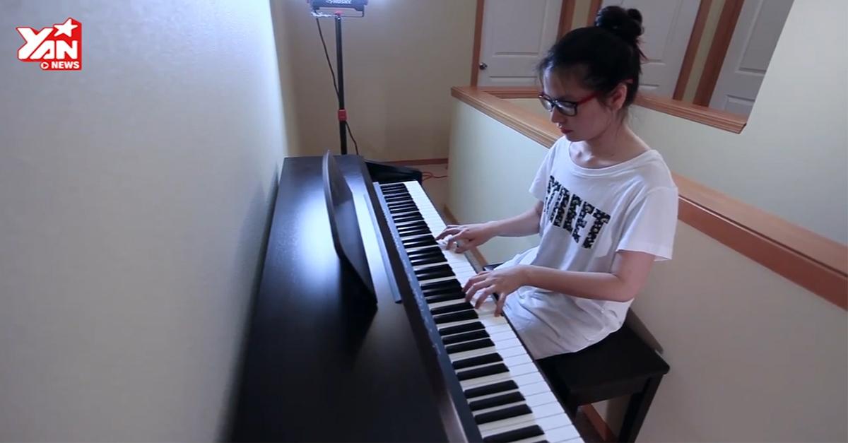 [Piano Cover] An Coong trở lại với Yêu Xa