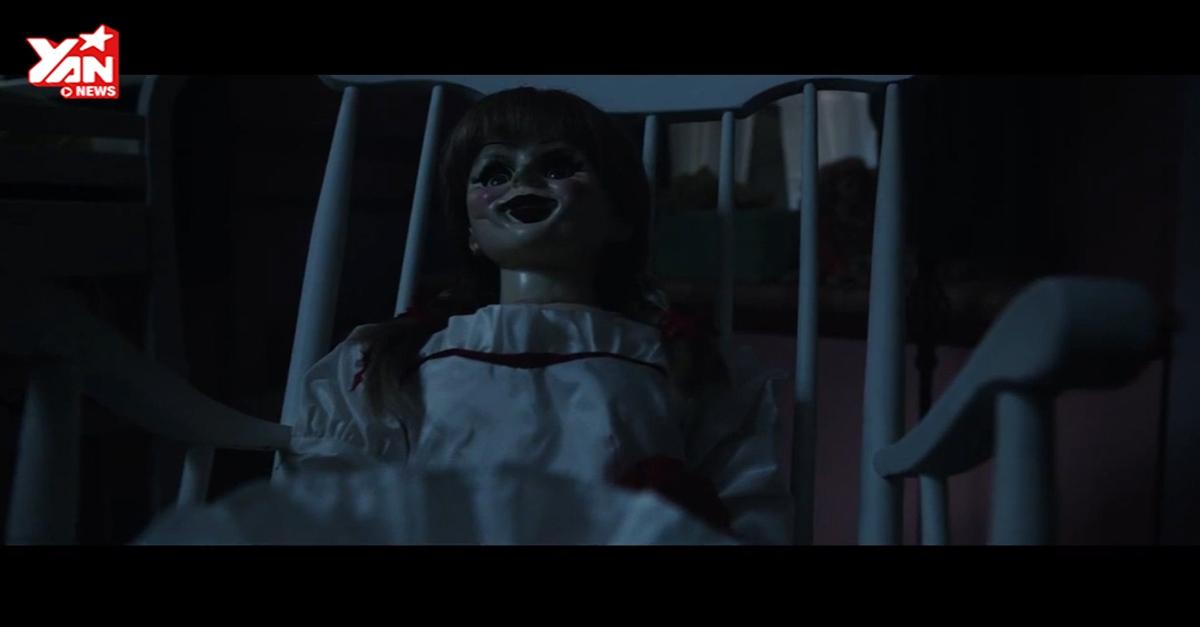 [Trailer] Phim kinh dị dựa trên búp bê ma có thật tung trailer rùng rợn