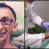 """Cảm động câu chuyện về chàng trai ung thư tìm lại được """"nụ cười"""""""