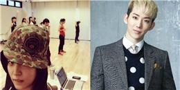 BoA cực phong cách trong phòng tập nhảy, Jokwon lịch lãm với trang phục vest