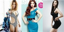 Điểm danh mỹ nhân Hàn đủ tiêu chuẩn là người mẫu chuyên nghiệp