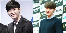 Lee Jong Suk 'mém' được tái ngộ cùng Kim Woo Bin
