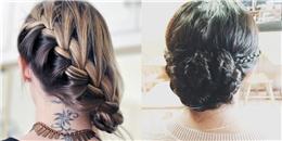 Những kiểu tóc đơn giản nhưng độc đáo giúp bạn thỏa sức 'biến hóa'
