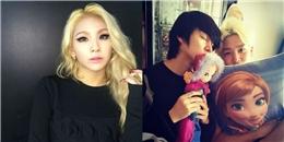 """CL đẹp sang trọng với hình cận mặt, Heechul và Kang In đam mê """"Anna"""""""