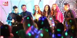 [Stage] The Men cùng Minh Hằng, Hương Tràm hát từ thiện tại Úc
