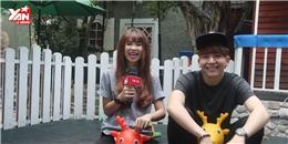 [YAN Chat] Khởi My và Kelvin Khánh  không còn hình tượng để mà mất