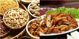 [Sống khỏe] 8 loại thực phẩm làm