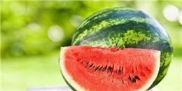 [Sống khỏe] 8 điều tuyệt vời về dưa hấu mà bạn nên biết