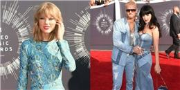 Taylor Swift trung thành kiểu nhảy đáng yêu, Katy Perry