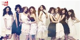 Hành trình 7 năm trở thành ngôi sao Châu Á của SNSD