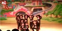 Cư dân mạng xuýt xoa với vũ đoàn nhí cover hit của EXO