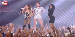[VMAs 2014] Ariana Grande, Jessie J hợp sức cùng Nicki Minaj 'khai trương' hoành tráng VMAs 2014