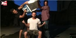 Dàn sao Hollywood hào hứng thách nhau ... xối nước lạnh